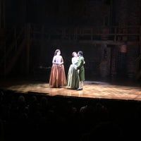Photo taken at Hamilton: An American Musical by Deena S. on 4/13/2018