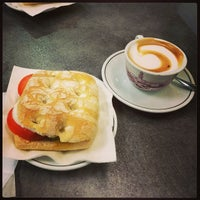 Photo taken at Caffè Cavour by Ami Y. on 11/30/2014