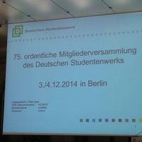 Das Foto wurde bei Berlin-Brandenburgische Akademie der Wissenschaften von Ami Y. am 12/3/2014 aufgenommen
