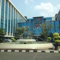Photo taken at Badan Pusat Statistik RI by Aisyahais13 on 10/14/2014