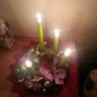 Photo taken at Sapieru 3 by Līva K. on 12/22/2013
