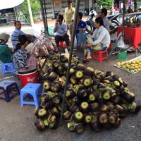 Photo taken at Tinh Bien Market by Minh Thư on 4/30/2014