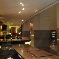 Photo taken at Four Seasons Hotel by Ahmed A. on 6/1/2013