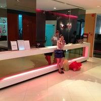 Photo taken at Trinity Silom Hotel by 💫💕KaOSuay💕💫 on 2/22/2013