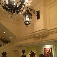 Photo taken at Astor Crowne Plaza - New Orleans French Quarter by Jade M. on 9/28/2012