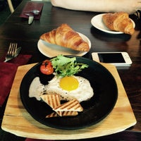 Photo taken at Boulangerie by Валентина П. on 6/28/2015