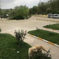 Photo taken at Gecek Thermal Villaları by Necmi İzmir on 5/5/2018