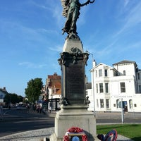 Photo taken at eastbourne war memorial by Norbert L. on 9/24/2013