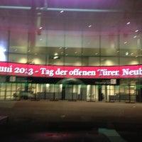 Photo taken at Messe Basel by Tarik V. on 4/19/2013