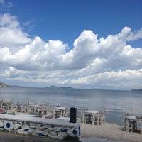 4/4/2013 tarihinde Neslihan Y.ziyaretçi tarafından Denizaltı Cafe & Restaurant'de çekilen fotoğraf