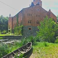 Photo taken at Замок Радомиcль / Radomysl Castle by Татьяна В. on 8/4/2013
