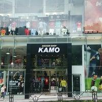 7/3/2013にporter 6.がサッカーショップKAMO 原宿店で撮った写真