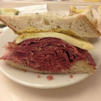 Photo taken at Shapiro's Delicatessen by Sara P. on 5/20/2013