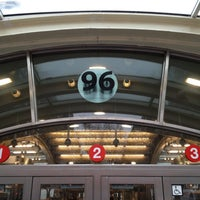 Photo taken at MTA Subway - 96th St (1/2/3) by Joshua on 1/16/2013