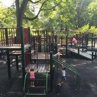 Photo taken at Rudin Family Playground by Joshua on 9/10/2016