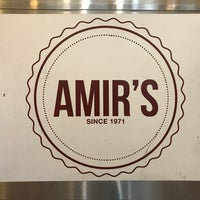 Photo taken at Amir's Grill by Joshua on 11/6/2017