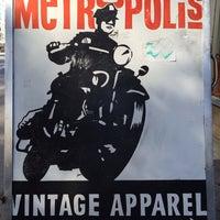 Photo taken at Metropolis by Joshua on 10/12/2013