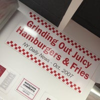 Photo taken at Five Guys by Joshua on 11/20/2012