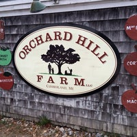 Photo taken at Orchard Hill Farm by Joshua on 10/5/2013