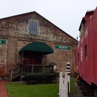 Photo taken at Wilmington Railroad Museum by Joshua on 3/19/2014