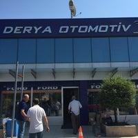 Photo taken at Derya Otomotiv by Erkan Y. on 9/3/2015