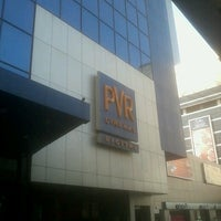 Photo taken at PVR Cinemas Kotak IMAX by Viraj K. on 5/6/2013