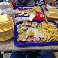Photo taken at Burger King by Ethem H. on 8/9/2014