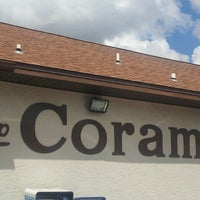Photo taken at Coram's Steak & Egg by Jason D. on 8/10/2013