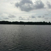 Photo taken at Millville Waterfront Park by Jason D. on 8/3/2013
