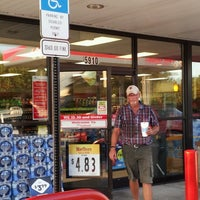 Photo taken at TomThumb by Jason D. on 6/27/2013