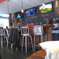 Photo taken at Tasty Burger by Frederick Bernard S. on 3/9/2013