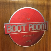 Photo taken at The Boot Room Sports Cafe by Iwao H. on 8/7/2015