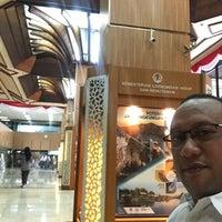 Photo taken at Gedung Manggala Wanabakti by Jefri J. on 7/31/2017