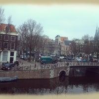 Photo taken at Chic & Basic Amsterdam by Сеня К. on 3/29/2013