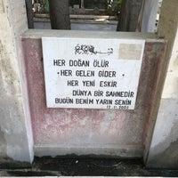 Photo taken at Manisa Kırtık Mezarlığı by İsmail K. on 6/14/2018