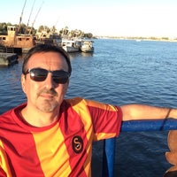 Photo taken at Nile cruise by Sezai A. on 12/5/2015