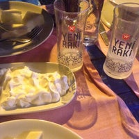 Photo taken at Mavi Restaurant by Işıl İ. on 9/21/2015