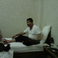 Photo taken at Hotel Blambangan by Shoffa F. on 6/16/2013