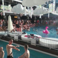 Photo taken at Ibiza Rocks Hotel by Ayoube B. on 7/2/2017