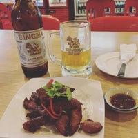 Photo taken at Sawasdee Thai Food by Joe M. on 2/21/2016