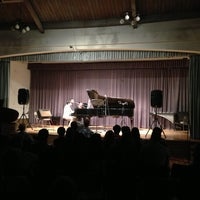 Photo taken at Community Music Center by Chris H. on 10/27/2012
