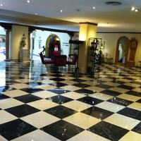 Photo taken at Hotel Tryp Sevilla Macarena by CRISTÓBAL G. on 11/2/2012