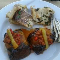 Photo taken at Sultan Restaurant @ Majesty Clıb Kemer Beach by Максим Т. on 8/15/2013