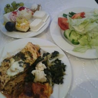 Photo taken at Sultan Restaurant @ Majesty Clıb Kemer Beach by Максим Т. on 8/16/2013