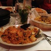 Photo taken at Cabana Restaurant & Bar by Marija S. on 7/13/2013