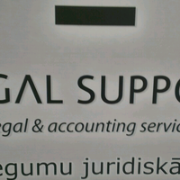 Photo taken at LEGAL SUPPORT by Jura N. on 2/28/2013