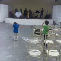 Photo taken at Comunidade do Evangelho Pleno by Henrique O. on 4/21/2013