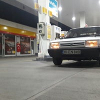 Photo taken at Yalcin Delikan Petrol by FERHAT S. on 4/15/2018