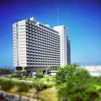 Photo taken at Hilton Tel Aviv by Edward S. on 5/14/2013