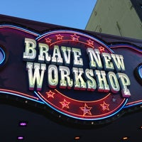 Photo taken at Brave New Workshop Comedy Theatre by ConsultantLifer on 8/4/2013